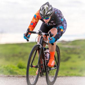 jeanette cycling triathlon female athlete